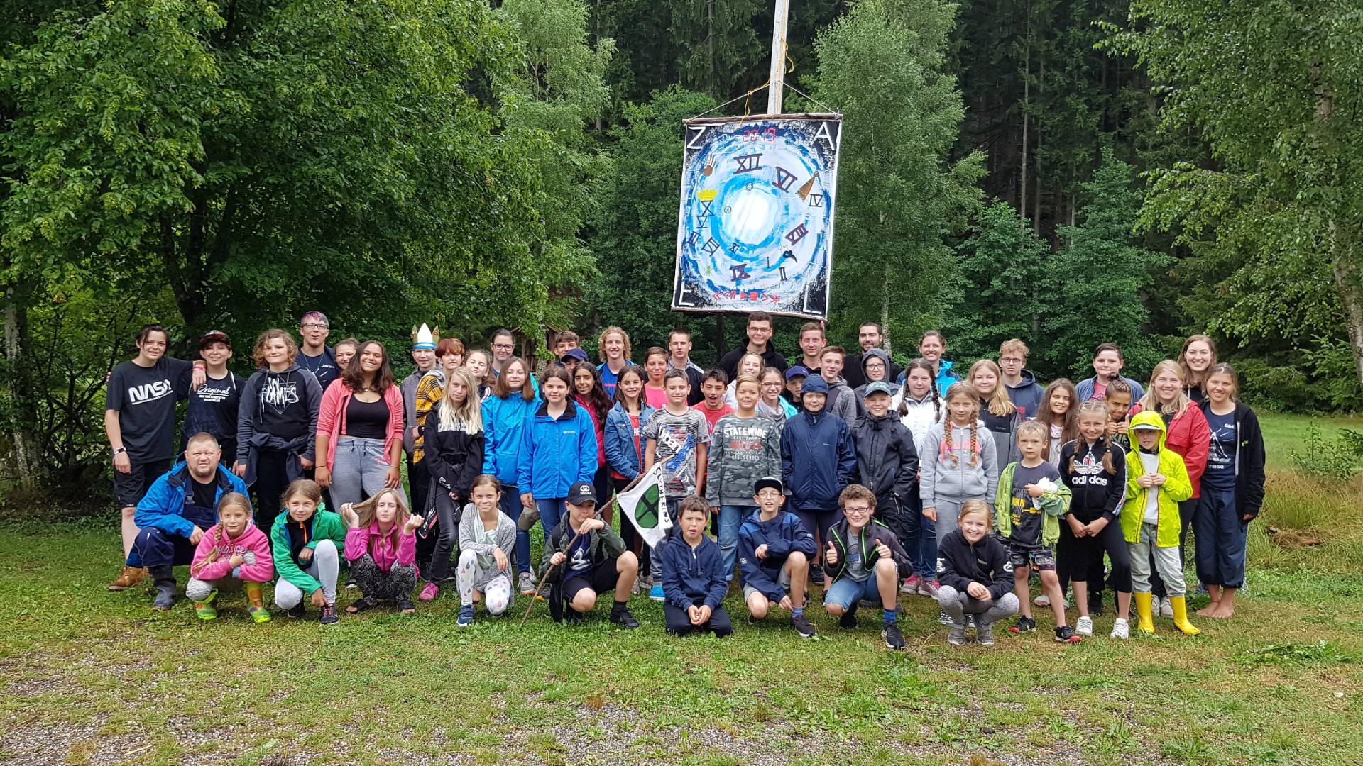 Zeltlager 2019 – Waldfischbach-Burgalben