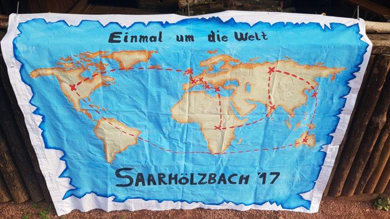 Zeltlager 2017 – Saarhölzbach